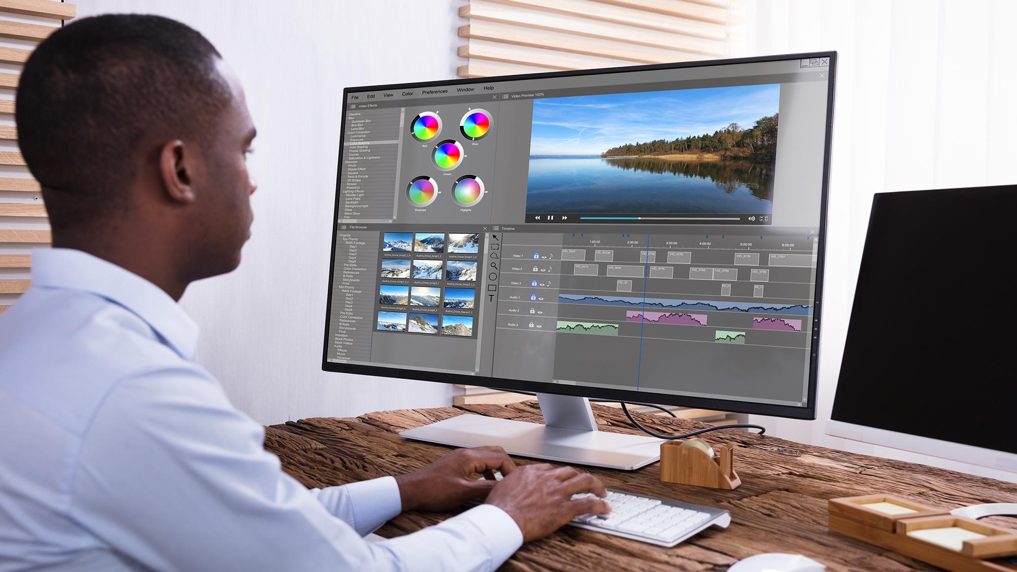 video editing traingh