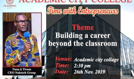 Building A Career Beyond Classroom
